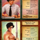 Limited edition fantasy role playing game designed by Dave Whyte. Moss character card.