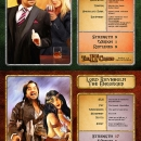 Limited edition fantasy role playing game designed by Dave Whyte. Douglas character card.