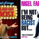 Nigel Farage stand up DVD covers. Used in Charlie Brooker's piece about the rising popularity of UKIP and it's leader.