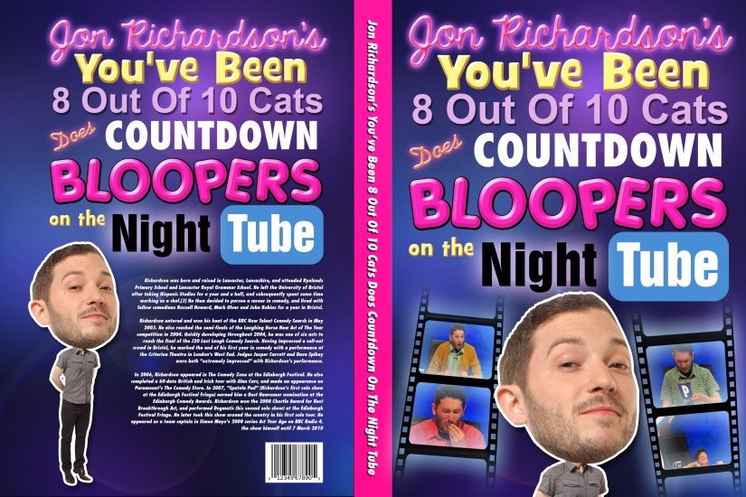 JR Blooper DVD Cover V2