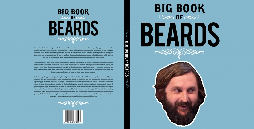 Book Of Beards V3B